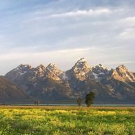 Grand Teton National Park, Jackson, Wyoming, USA I've been here too!