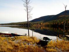 Lapin ruskaa / Lapland, Finland  Via Tuulta ja Tyrskyjä