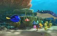 'Finding Nemo' Sequel 'Finding Dory' Drops Its First Trailer - Particle News