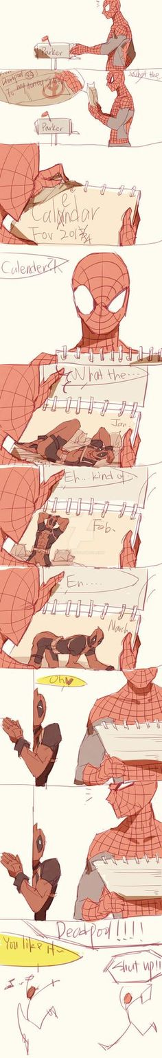 Spideypool125 by LKiKAi on DeviantArt