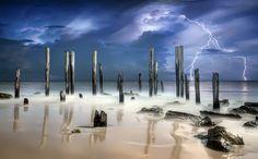 Amazing Photographs of Lightning
