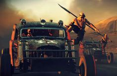 Mad Max Game Trailer!