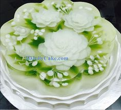 3D Jelly Cake: 3D Jelly Cake : The Meaningful Gift for your famil...