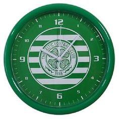 Official Football Club FC Wall Clock - Celtic