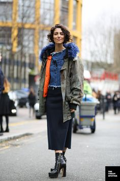 On the Street….Yasmin Sewell
