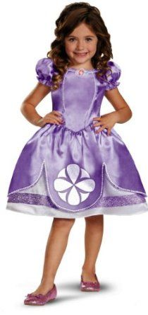 My sofia had her sofia the first dress on when we went to see disney on ice