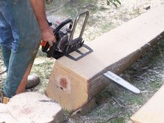 pilanje dasaka motornom pilom | www.samsvojmajstor.com #woodworkingtools