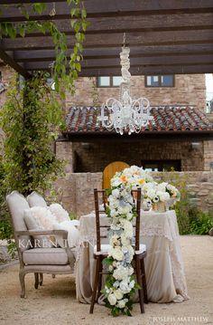 Rustic Romantic Wedding Theme   Elegant vintage in the countryside   San Diego Wedding Blog