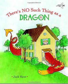 Here's a Lesson using There's No Such Thing As A Dragon by Jack Kent. This blog has lots of great ideas & resources!