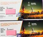 #Ticket  2 TICKETS EUROPA LEAGUE FINAL LIVERPOOL SEVILLA CAT. 3 #deutschland