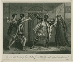 act ii of titus andronicus essay This essay defends shakespeare's character titus andronicus against recent criticism by arguing that the calamitous events in titus andronicus ii23–33.
