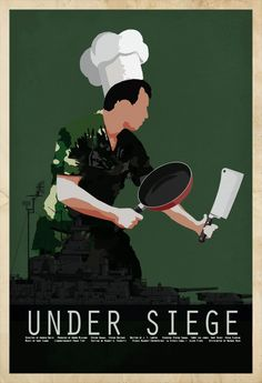Under Siege Poster by edgarascensao on DeviantArt