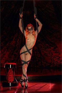 Cirque du soleil sexy show