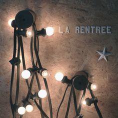 mur de lumières ~Repinned Via caroline duez