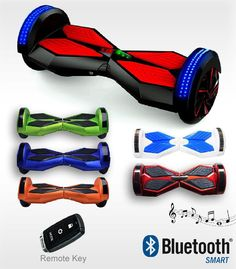 Best Holiday Gift! The EZ-Rider 8.0 Hoverboard at GOiNNOVA.com - Highest Quality for the Best Price! $449.99 + 12 Month Warranty + FREE SHIPPING + Bluetooth Speakers + Remote Key + Samsung Battery. Purchase from us, a safe legitimate source.