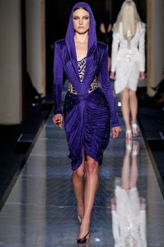 Foto AVCL2014 - Atelier Versace Couture  #Spring 2014 (1) - Shows - Fashion - VOGUE Nederland