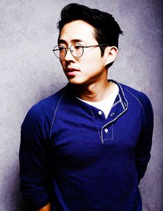 The Walking Dead // Steven Yeun