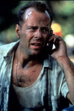 Bruce Willis returns as John Mcclane