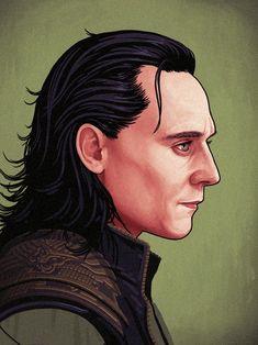 Mike Mitchell, Loki