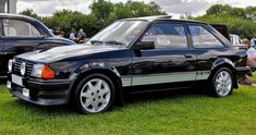 Ford Escort RS1600i - 1983