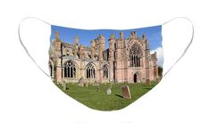 Melrose Abbey , The Borders , Scotland Face Mask by David Rankin. The face mask is machine washable. All face masks are available for worldwide shipping and include a money-back guarantee. Melrose Abbey, Eilean Donan, Unique Faces, Masks For Sale, Fashion Face Mask, Landscape Photographers, Basic Colors, Mask Design, How To Be Outgoing