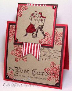 ChristineCreations: Simply Christmas