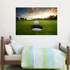 Hole In One Wall Sticker,                                                                      wall stickers, golf wall stickers, bedroom decor, kids bedroom, sports, golf, wall mural, wall art, bedroom furniture, wallpaper, office, golf bedroom, diy, bedroom, bedroom decorations, Football Bedroom, Football Wall, Diy Bedroom, Bedroom Furniture, Office Golf, Entertainment Wall, Sports Wall, Mural Wall Art, Wall Stickers