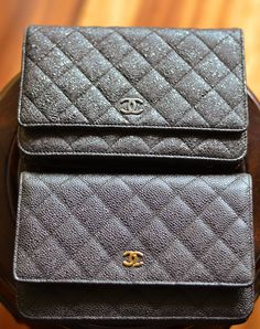 wallet on a chain chanel replica