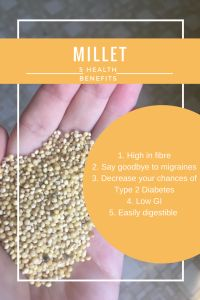 How to cook the perfect bowl of millet – NutriLive Wellness