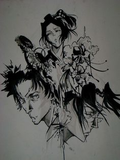 Samurai Champloo by idiotxcrossing656 on DeviantArt