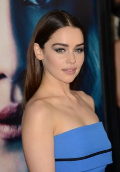 Emilia Clarke photos, including production stills, premiere photos and other event photos, publicity photos, behind-the-scenes, and more.