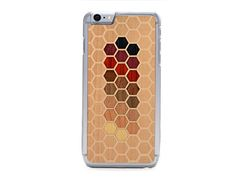 CARVED Hexagon Inlay iPhone 66s Plus Slim Clear *** For more information, visit image link.