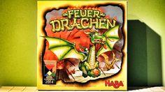 FEUERDRACHEN (deutsch / englisch) - Deutscher Spielepreis 2014 Bestes Kinderspiel von Carlo Emanuele Lanzavecchia HABA (2014) Altersempfehlung: ab 5 Jahren S...