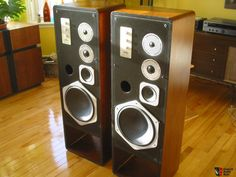 Vintage Marantz Speakers | Vintage MARANTZ 940 Design Series Speakers Photo