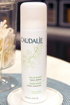 Caudalie Grape Water | Skincare Must-Haves for Bedtime Beauty | Steven and Chris - on Steven and Chris