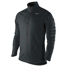 Nike Mens Element 1/2 Zip Running Top