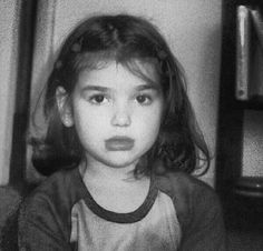 how come dua lipa was already the prettiest human at age 3