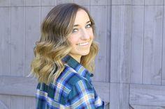 Wand Curls | Cute Girls Hairstyles