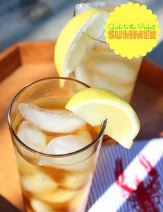 Chill Drinks for Hot Nights: Drink Ideas for Summer Gatherings — Apartment Therapy's Guide to the Perfect Summer