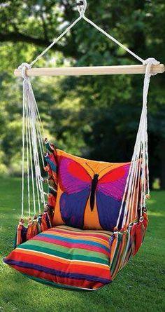 Chair hammock swings