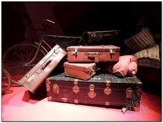 El equipaje de los desplazados por la guerra - War Museum Bastogne