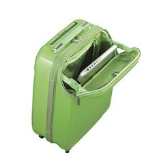 Coolest carry-on luggage ever