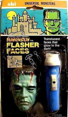 """zgmfd: """" Universal Pictures The Wolfman Monster pencil sharpener (ABG products """" Horror Monsters, Scary Monsters, Famous Monsters, Halloween Toys, Vintage Halloween, Halloween Eve, Retro Toys, Vintage Toys, 1960s Toys"""