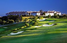 FINCA CORTESIN HOTEL GOLF & SPA Casares, Malaga, Spain: Lovers of golf and of understated elegance prepare to swoon. Finca Cortesin is a luxury hotel, golf, spa and villa resort between Sotogrande and Marbella that will take your breath away. #GolfLovers  #Spain