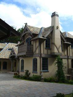 Story Book Style home designed by James Lloyd Design. More info here:  http://santacruzconstructionguild.us/james-lloyd-design