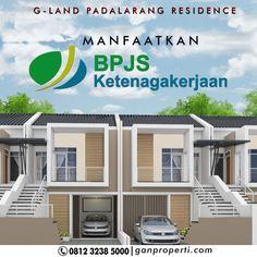 Punya BPJS KETENAGAKERJAAN? Yuk Manfaatkan untuk membeli Rumah  ------------------------------------------------- G-land Padalarang Residence EASY LIFE WITH INTEGRATED SITE  -------------------------------------------  ADA UNIT SIAP HUNI! ------------------------------------------- Untuk info hubungi 0812 3238 5000 (Telp/WA) Spesifikasi dan Pricelist cek di www.ganproperti.com  #house #rumahnyaman #properti #perumahan #property #realestatelife #realestate #rumah