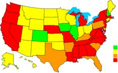 Motorcycle riding laws by state.