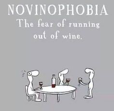 I have just diagnosed myself with this phobia:)