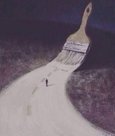 Paint your own path