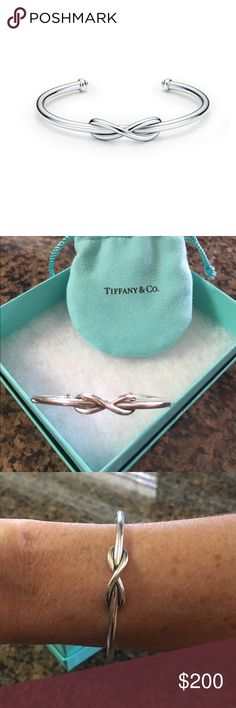 Tiffany and Co. Cuff Tiffany and Co. Cuff. Sterling silver. Barely worn. Tiffany & Co. Jewelry Bracelets